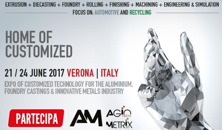 Metrix 3D al Metef di Verona