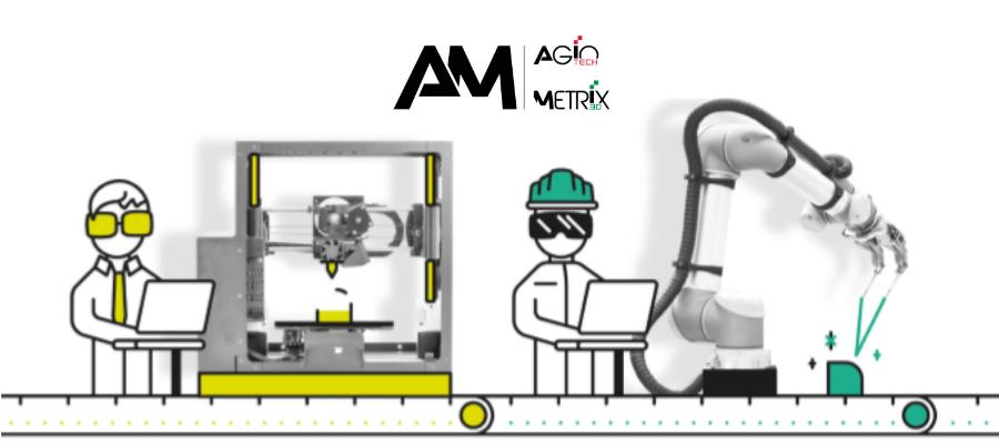 Automation & Testing di Torino con Agiometrix allo stand H46