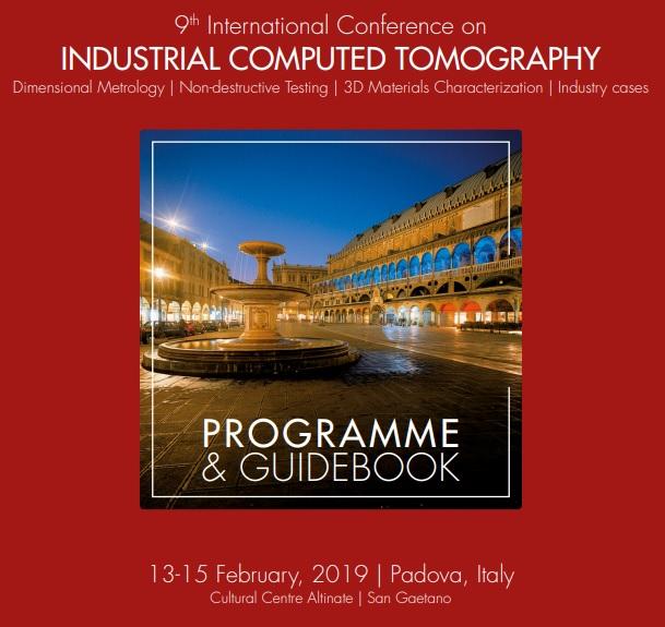 Conferenza Internazionale iCT, tomografia industriale computerizzata, a Padova