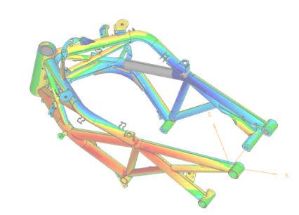 Rilievo Scanner 3D