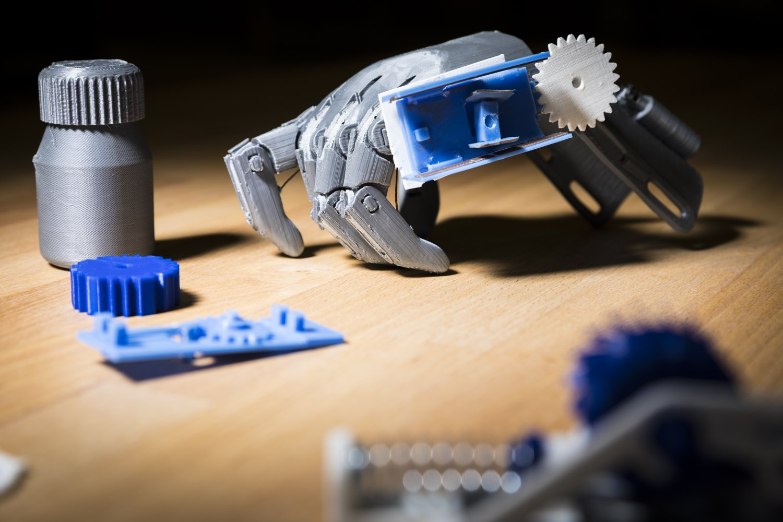 Settori di intervento dei servizi Agiometrix: stampaggio plastica