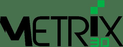 Logo Metrix 3D