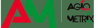 Logo Agiotech e Metrix3D
